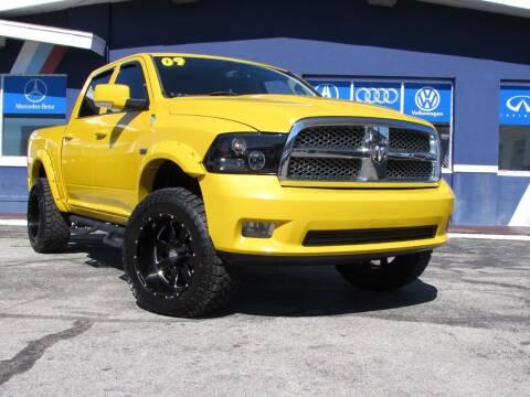2009 Dodge Ram Pickup 1500 for sale at Orlando Auto Connect in Orlando FL
