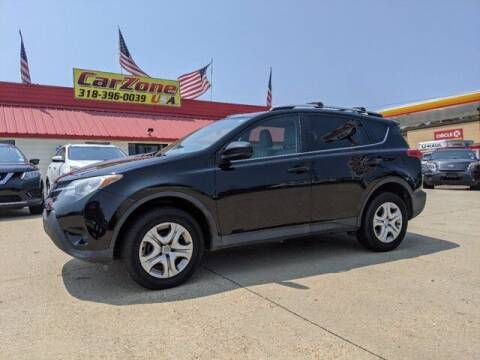 2014 Toyota RAV4 for sale at CarZoneUSA in West Monroe LA