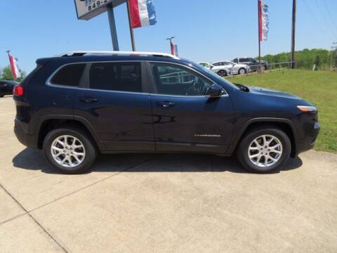 2014 Jeep Cherokee for sale at DICK BROOKS PRE-OWNED in Lyman SC