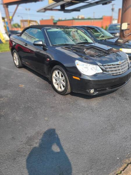 2008 Chrysler Sebring for sale at All American Autos in Kingsport TN