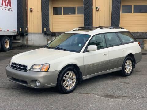 2002 Subaru Outback for sale at South Tacoma Motors Inc in Tacoma WA