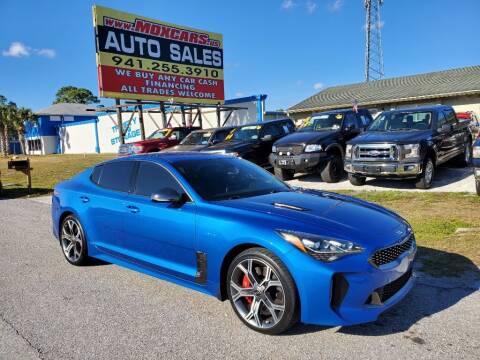 2018 Kia Stinger for sale at Mox Motors in Port Charlotte FL