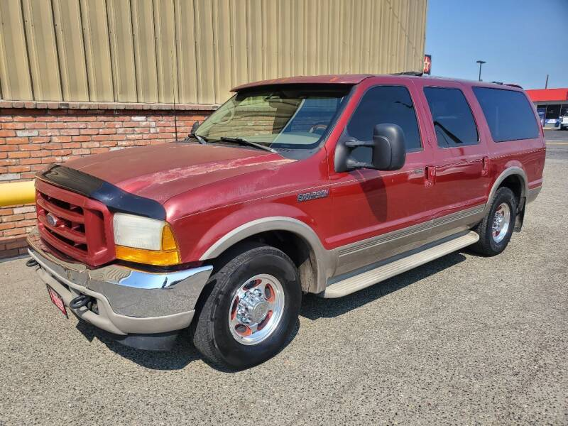 2001 Ford Excursion for sale at Harding Motor Company in Kennewick WA