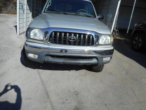 2002 Toyota Tacoma for sale at Elite Motors in Knoxville TN