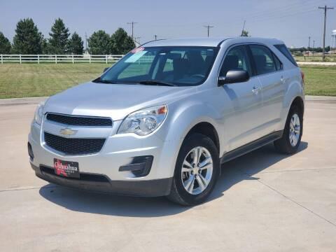2010 Chevrolet Equinox for sale at Chihuahua Auto Sales in Perryton TX