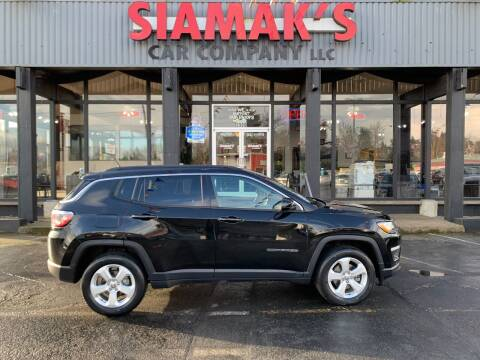 2018 Jeep Compass for sale at Siamak's Car Company llc in Salem OR