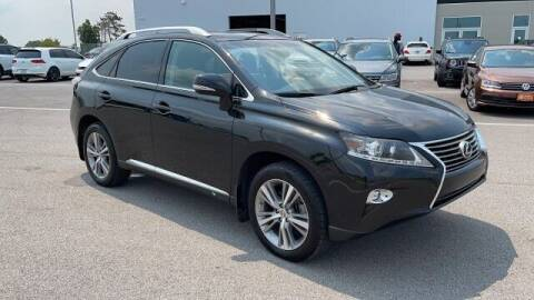 2015 Lexus RX 350 for sale at Napleton Autowerks in Springfield MO