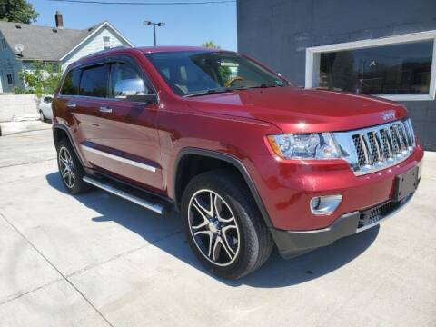 2012 Jeep Grand Cherokee for sale at Number 1 Car Company in Detroit MI