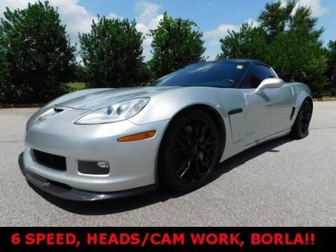 2012 Chevrolet Corvette for sale at West Georgia Auto Brokers in Douglasville GA