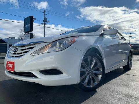 2011 Hyundai Sonata for sale at Easy Autoworks & Sales in Whitman MA