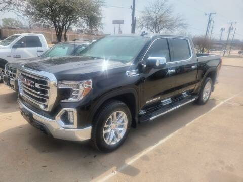 2021 GMC Sierra 1500 for sale at Bad Credit Call Fadi in Dallas TX