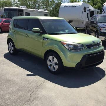 2015 Kia Soul for sale at Autoway Auto Center in Sevierville TN