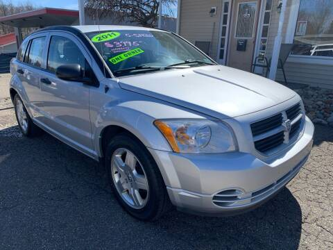 2011 Dodge Caliber for sale at G & G Auto Sales in Steubenville OH