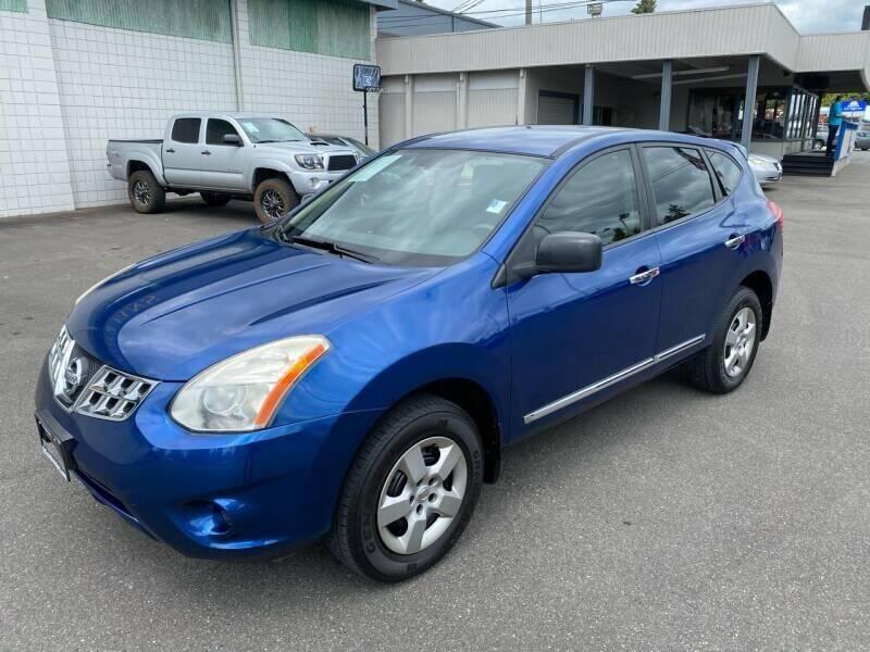 2011 Nissan Rogue for sale at TacomaAutoLoans.com in Lakewood WA