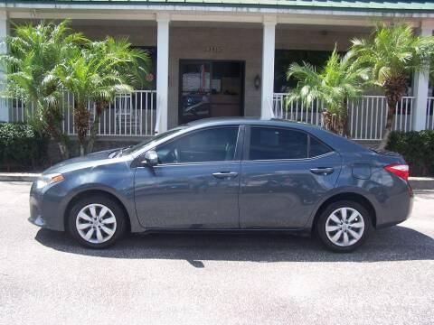 2016 Toyota Corolla for sale at Thomas Auto Mart Inc in Dade City FL