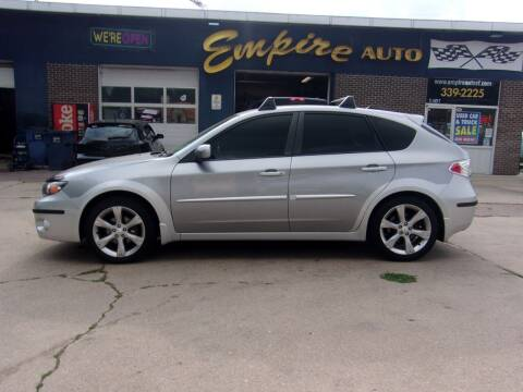 2011 Subaru Impreza for sale at Empire Auto Sales in Sioux Falls SD