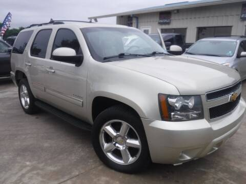 2013 Chevrolet Tahoe for sale at GRG Auto Plex in Houston TX