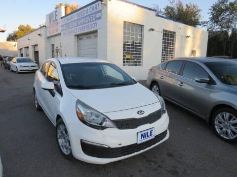 2017 Kia Rio for sale at Nile Auto Sales in Denver CO