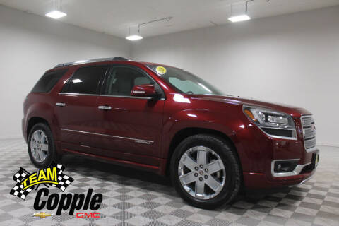 2016 GMC Acadia for sale at Copple Chevrolet GMC Inc in Louisville NE