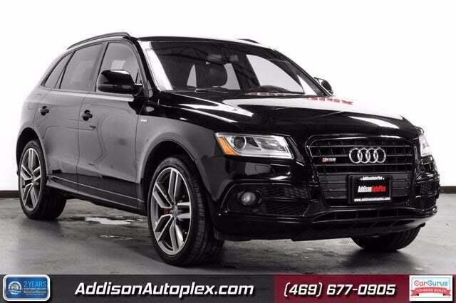 2016 Audi SQ5 for sale in Addison, TX