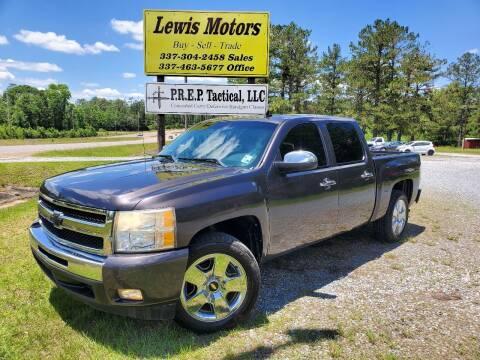2011 Chevrolet Silverado 1500 for sale at Lewis Motors LLC in Deridder LA