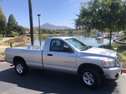 2006 Dodge Ram Pickup 1500 for sale at CARS FOR YOU in Lemon Grove CA