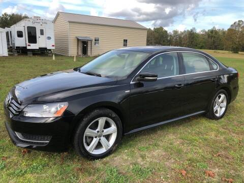 2014 Volkswagen Passat for sale at IH Auto Sales in Jacksonville NC