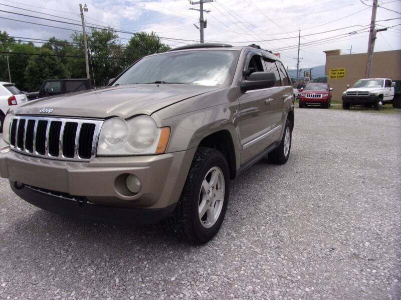 2005 Jeep Grand Cherokee for sale at RAY'S AUTO SALES INC in Jacksboro TN