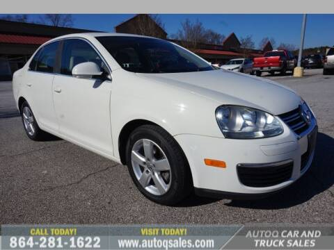 2008 Volkswagen Jetta for sale at Auto Q Car and Truck Sales in Mauldin SC