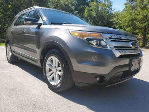 2012 Ford Explorer for sale at Thornhill Motor Company in Lake Worth TX