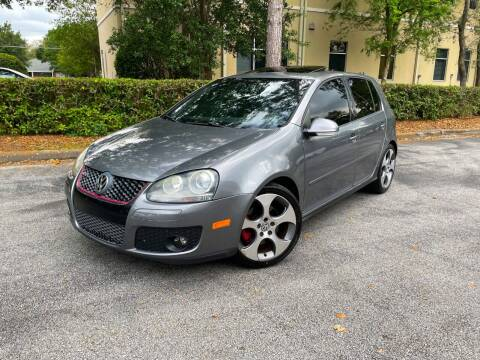 2009 Volkswagen GTI for sale at CARPORT SALES AND  LEASING in Oviedo FL