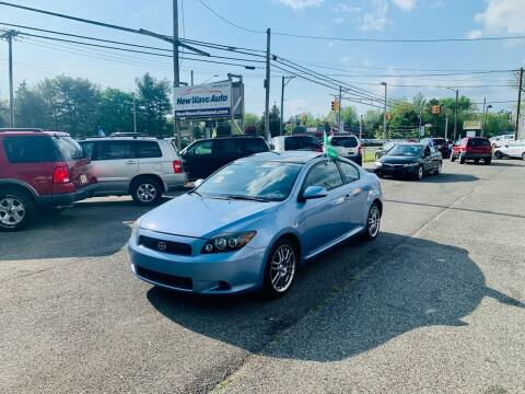 2008 Scion tC for sale at New Wave Auto of Vineland in Vineland NJ