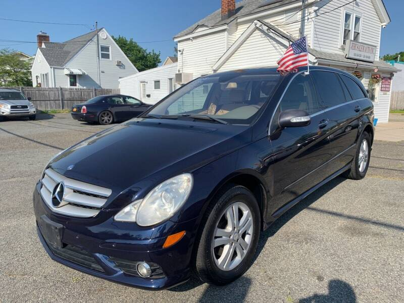 2008 Mercedes-Benz R-Class for sale at Jerusalem Auto Inc in North Merrick NY