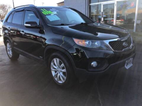 2011 Kia Sorento for sale at Streff Auto Group in Milwaukee WI