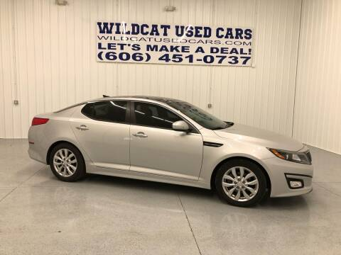 2014 Kia Optima for sale at Wildcat Used Cars in Somerset KY