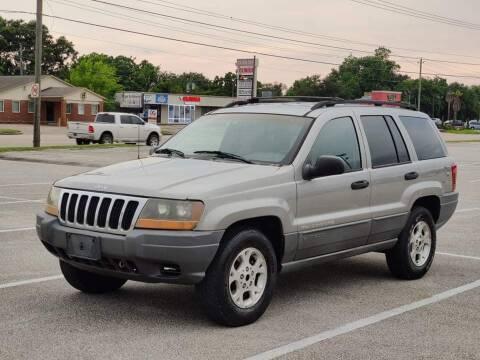 2001 Jeep Grand Cherokee for sale at Loco Motors in La Porte TX