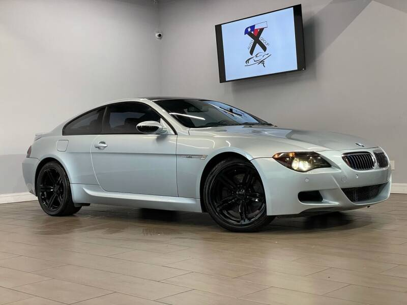 2007 BMW M6 for sale at TX Auto Group in Houston TX