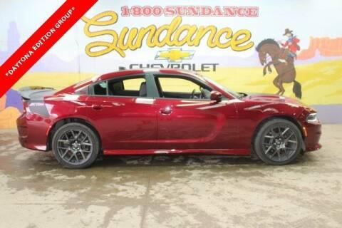 2018 Dodge Charger for sale at Sundance Chevrolet in Grand Ledge MI