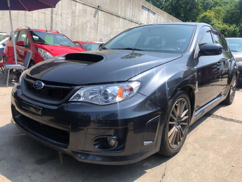 2014 Subaru Impreza for sale at Deleon Mich Auto Sales in Yonkers NY
