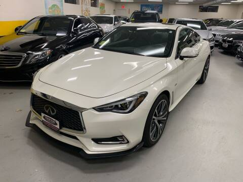 2019 Infiniti Q60 for sale at Newton Automotive and Sales in Newton MA