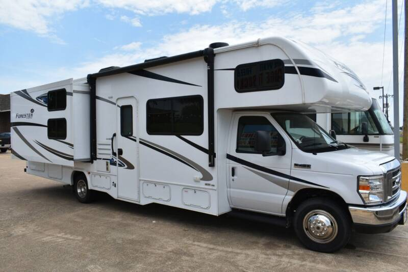 2019 Forest River Forester 3251BH for sale at Buy Here Pay Here RV in Burleson TX