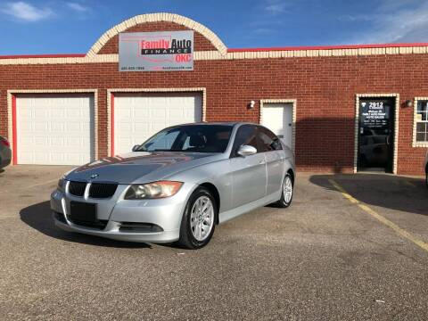 2007 BMW 3 Series for sale at Family Auto Finance OKC LLC in Oklahoma City OK