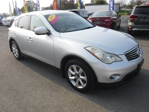 2010 Infiniti EX35 for sale at Budget Auto Sales in Carson City NV