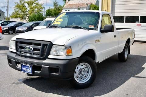 2006 Ford Ranger for sale at Lighthouse Motors Inc. in Pleasantville NJ