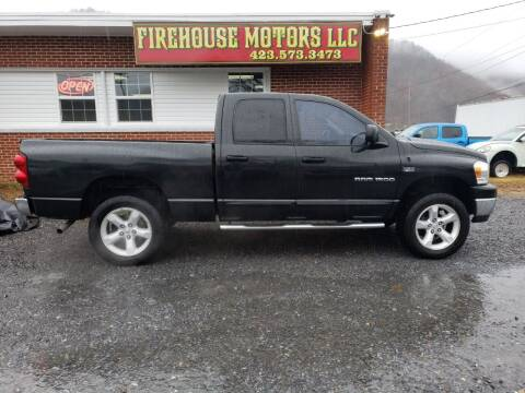2007 Dodge Ram Pickup 1500 for sale at Firehouse Motors LLC in Bristol TN