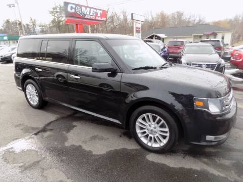 2015 Ford Flex for sale at Comet Auto Sales in Manchester NH