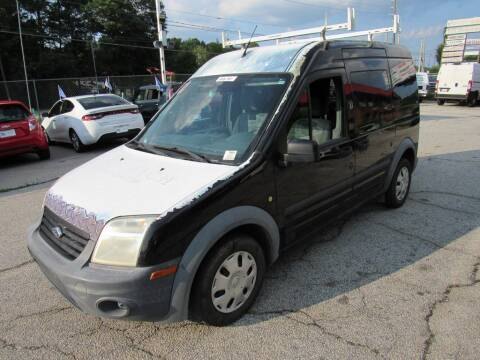 2013 Ford Transit Connect for sale at King of Auto in Stone Mountain GA