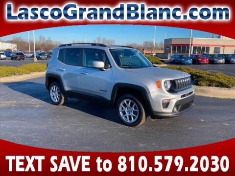2019 Jeep Renegade for sale at Lasco of Grand Blanc in Grand Blanc MI
