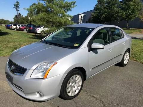 2011 Nissan Sentra for sale at SEIZED LUXURY VEHICLES LLC in Sterling VA