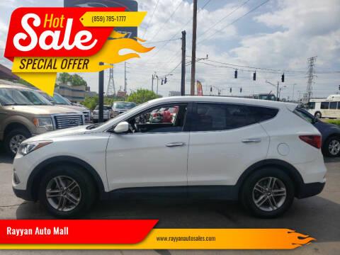 2018 Hyundai Santa Fe Sport for sale at Rayyan Auto Mall in Lexington KY
